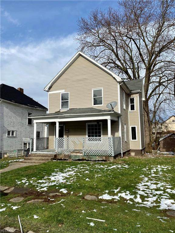 1319 Oregon Avenue, Steubenville, OH 43952 (MLS #4243807) :: TG Real Estate