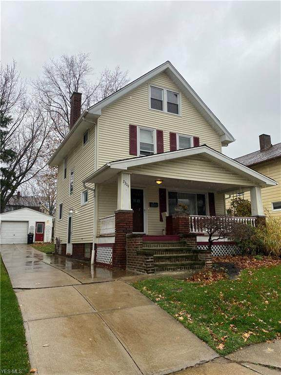 2309 Tampa, Cleveland, OH 44109 (MLS #4243986) :: Select Properties Realty
