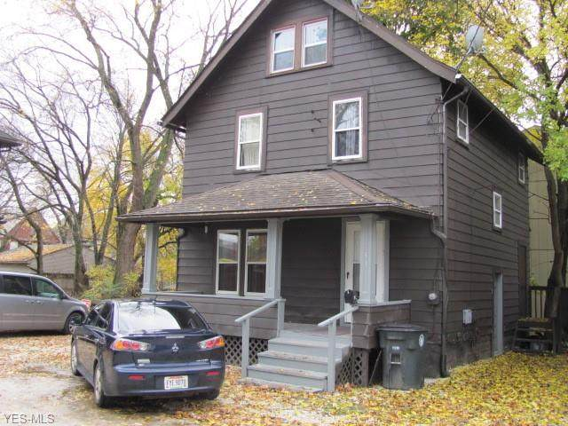 51 Spruce Street, Akron, OH 44304 (MLS #4244162) :: The Crockett Team, Howard Hanna
