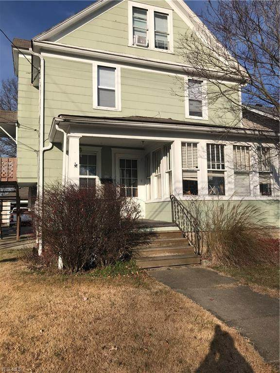 245 E Ford Avenue, Barberton, OH 44203 (MLS #4245299) :: RE/MAX Trends Realty