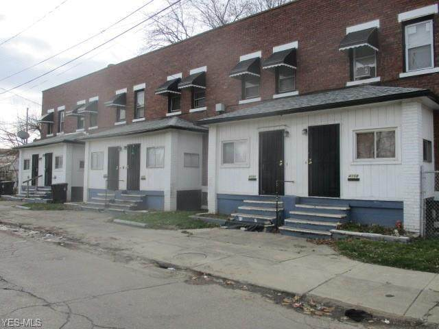 4158 E 120th Street, Cleveland, OH 44105 (MLS #4245460) :: The Holden Agency