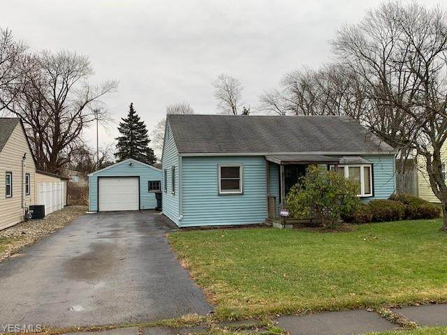 81 Kenmar Court, Youngstown, OH 44515 (MLS #4245665) :: Keller Williams Legacy Group Realty