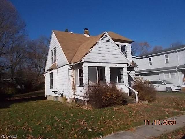 442 Pratt Street, Ravenna, OH 44266 (MLS #4245756) :: The Holden Agency