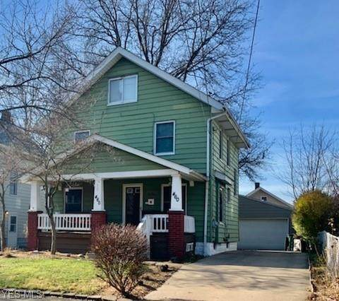 460 Patterson Avenue, Akron, OH 44310 (MLS #4245758) :: The Tracy Jones Team