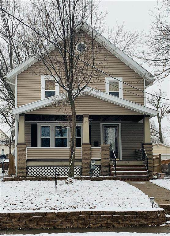 415 W Washington Street, Medina, OH 44256 (MLS #4246678) :: Keller Williams Legacy Group Realty
