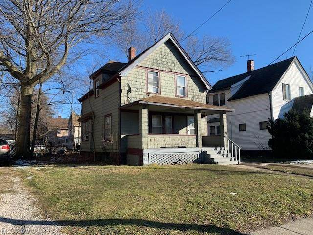 387 E 152nd Street, Cleveland, OH 44110 (MLS #4246837) :: Keller Williams Legacy Group Realty
