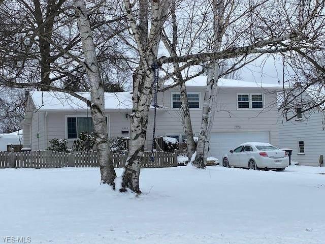 3862 Edinburgh Drive, Austintown, OH 44511 (MLS #4246938) :: Keller Williams Legacy Group Realty