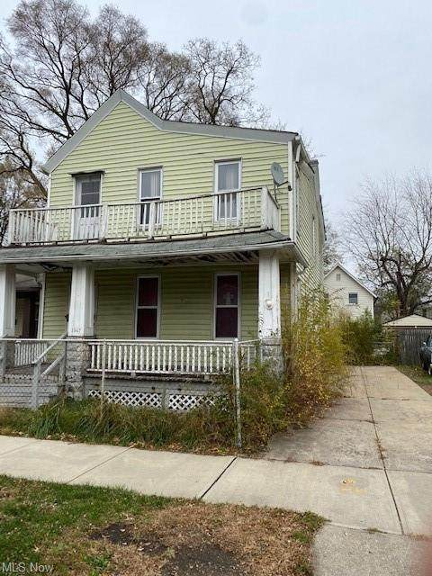 1947 W 58th Street, Cleveland, OH 44102 (MLS #4247291) :: The Holden Agency