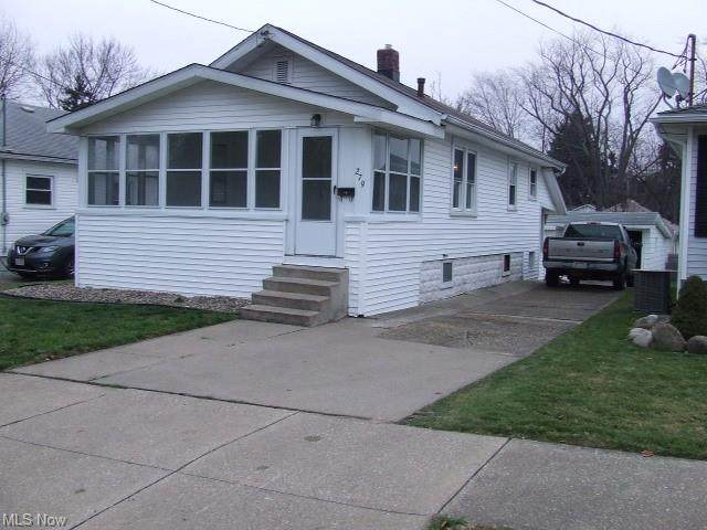 279 Alpha Avenue, Akron, OH 44312 (MLS #4247803) :: TG Real Estate