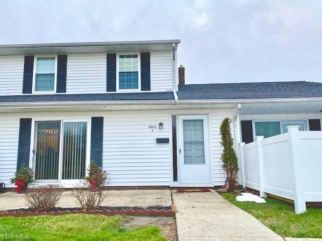 8064 Puritan Drive C, Mentor, OH 44060 (MLS #4247932) :: The Art of Real Estate