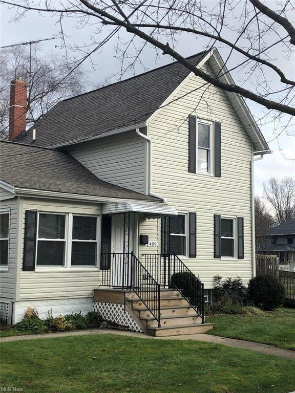 409 W Grant Street, Kent, OH 44240 (MLS #4248623) :: The Art of Real Estate