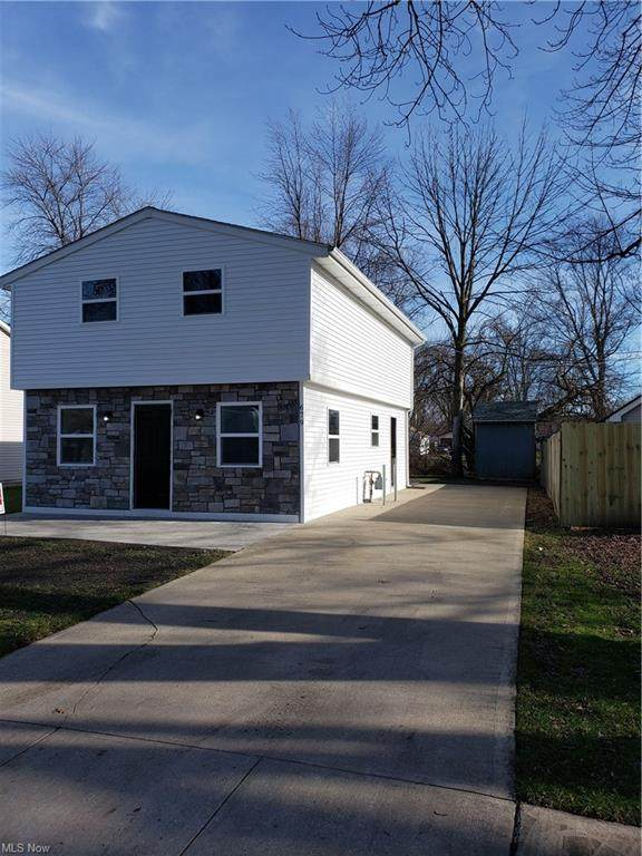 679 Pasadena Avenue, Sheffield Lake, OH 44054 (MLS #4248945) :: The Art of Real Estate
