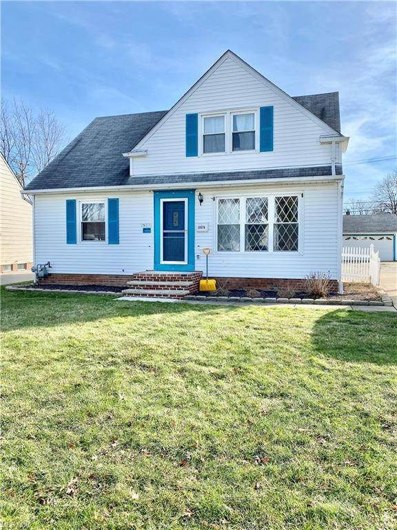29378 Woodway Drive, Wickliffe, OH 44092 (MLS #4249005) :: Krch Realty