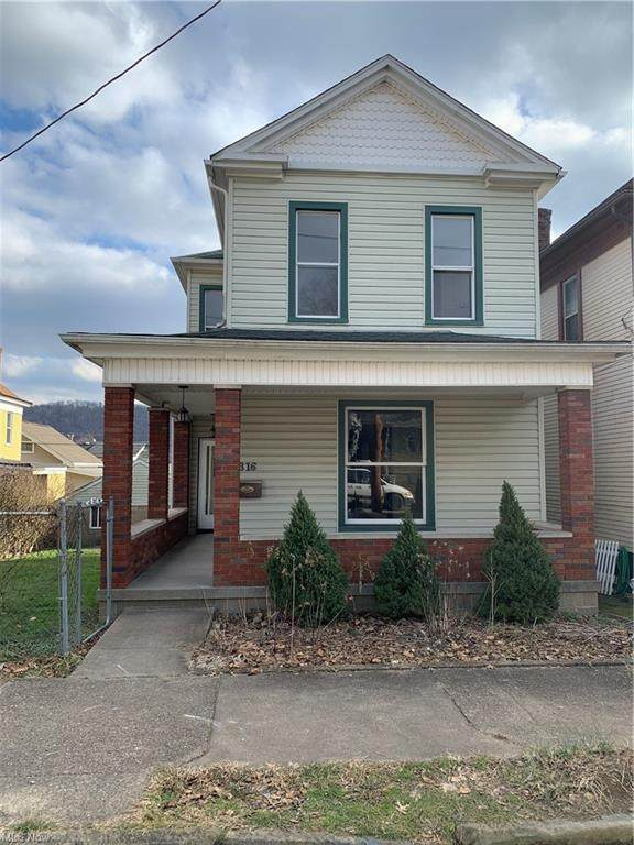 316 N 7TH Street, Martins Ferry, OH 43935 (MLS #4249189) :: RE/MAX Trends Realty