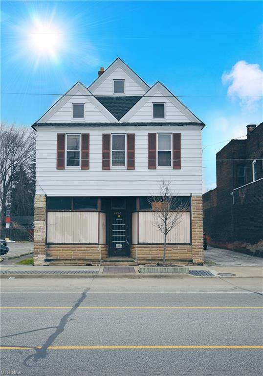6005 Fleet Avenue, Cleveland, OH 44105 (MLS #4249272) :: The Holden Agency