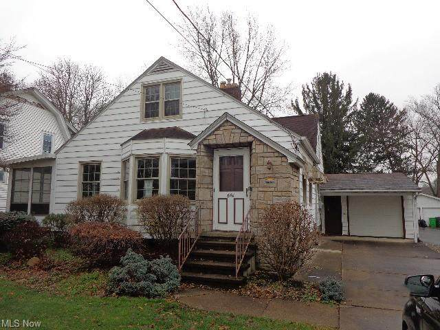 804 W Market Street, Orrville, OH 44667 (MLS #4249448) :: RE/MAX Trends Realty