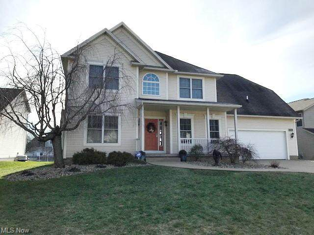 990 Phillip Drive, Kent, OH 44240 (MLS #4249535) :: The Holden Agency