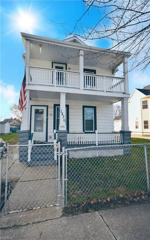 1876 W 48th Street, Cleveland, OH 44102 (MLS #4249694) :: The Holden Agency