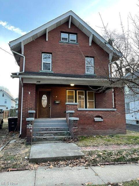 256 E York Street, Akron, OH 44310 (MLS #4249878) :: TG Real Estate
