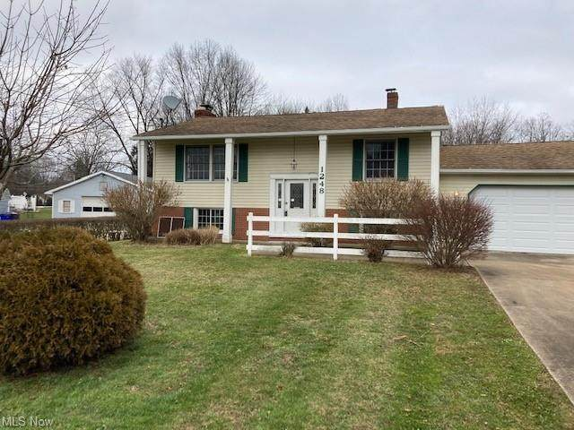 1248 Idlewood Drive, Mogadore, OH 44260 (MLS #4249913) :: The Jess Nader Team | RE/MAX Pathway