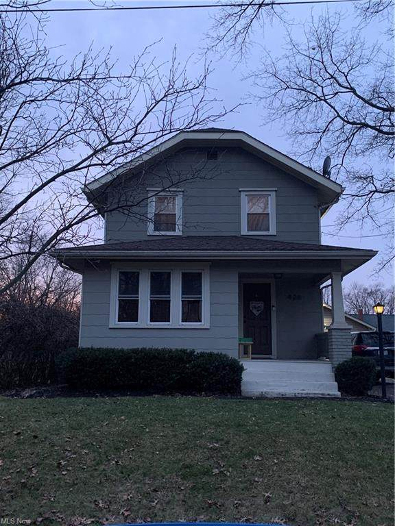 426 Seaman Avenue, Akron, OH 44305 (MLS #4250014) :: Tammy Grogan and Associates at Cutler Real Estate