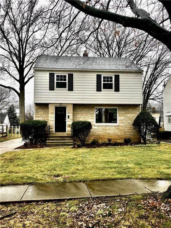 90 E 207 Street, Euclid, OH 44123 (MLS #4250073) :: The Crockett Team, Howard Hanna