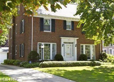 3275 Ingleside Road, Shaker Heights, OH 44122 (MLS #4250133) :: Krch Realty