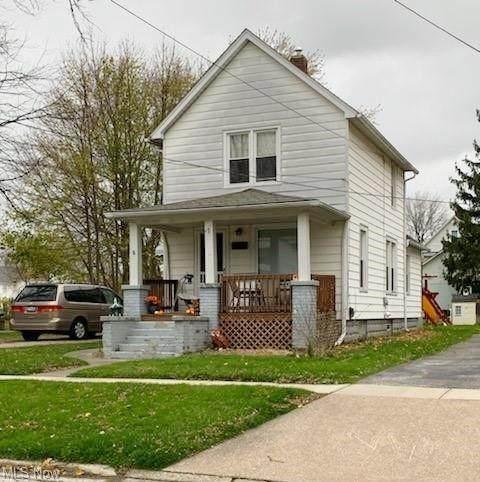 407 Courtland Street, Fairport Harbor, OH 44077 (MLS #4250156) :: Select Properties Realty