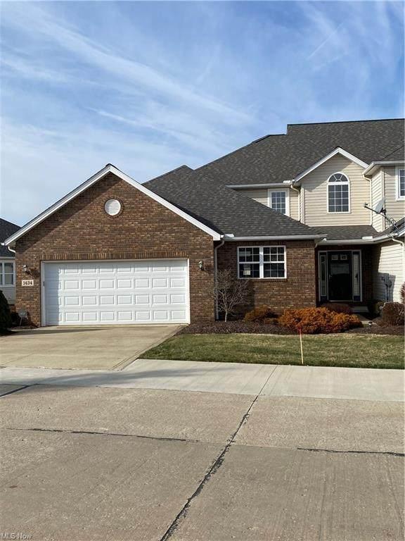 1434 Spyglass Hill Drive, Brunswick, OH 44212 (MLS #4250211) :: Keller Williams Chervenic Realty