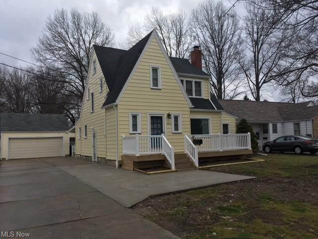 1672 Genesee, Warren, OH 44483 (MLS #4250348) :: Keller Williams Legacy Group Realty