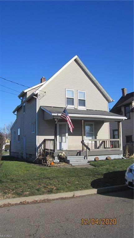 2015 23rd Street NE, Canton, OH 44705 (MLS #4250513) :: Krch Realty