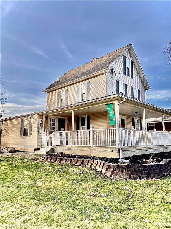 41 N Church Street, Sherrodsville, OH 44675 (MLS #4250560) :: The Crockett Team, Howard Hanna
