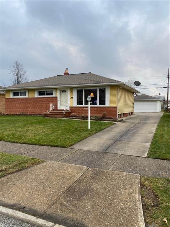 6848 Brandywine Road, Parma Heights, OH 44130 (MLS #4250641) :: RE/MAX Trends Realty