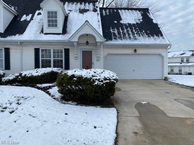 3478 Smugglers Cove #4, Willoughby, OH 44094 (MLS #4250681) :: Krch Realty