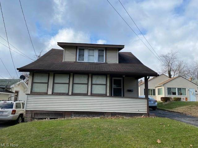 34 S Osborn Avenue, Youngstown, OH 44509 (MLS #4250729) :: The Holly Ritchie Team