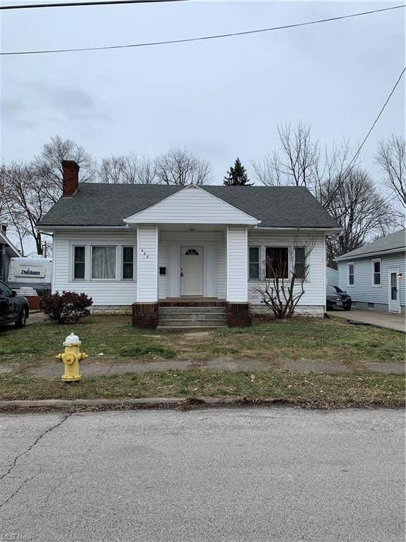 483 Lockwood Street, Akron, OH 44314 (MLS #4250774) :: RE/MAX Trends Realty