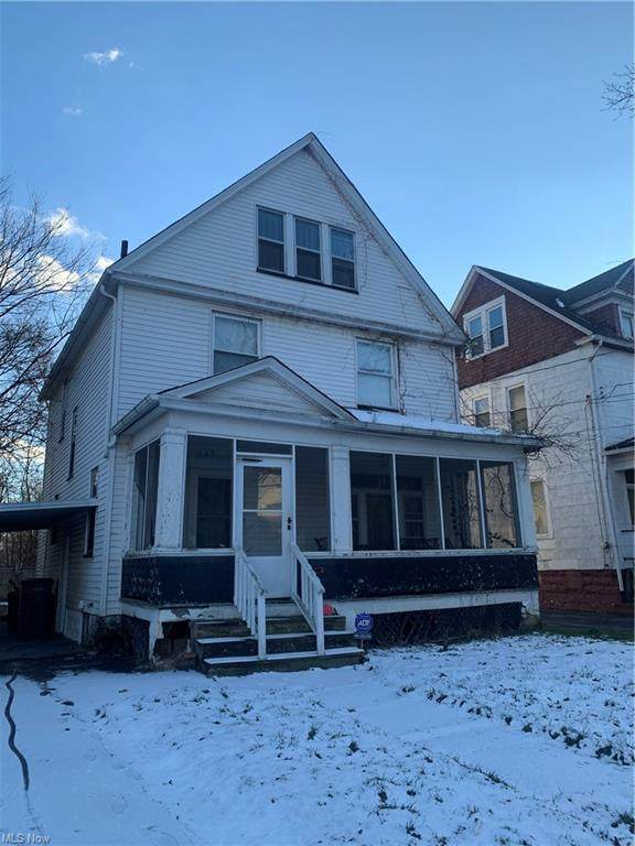 387 Delason Avenue W, Youngstown, OH 44511 (MLS #4251290) :: The Art of Real Estate