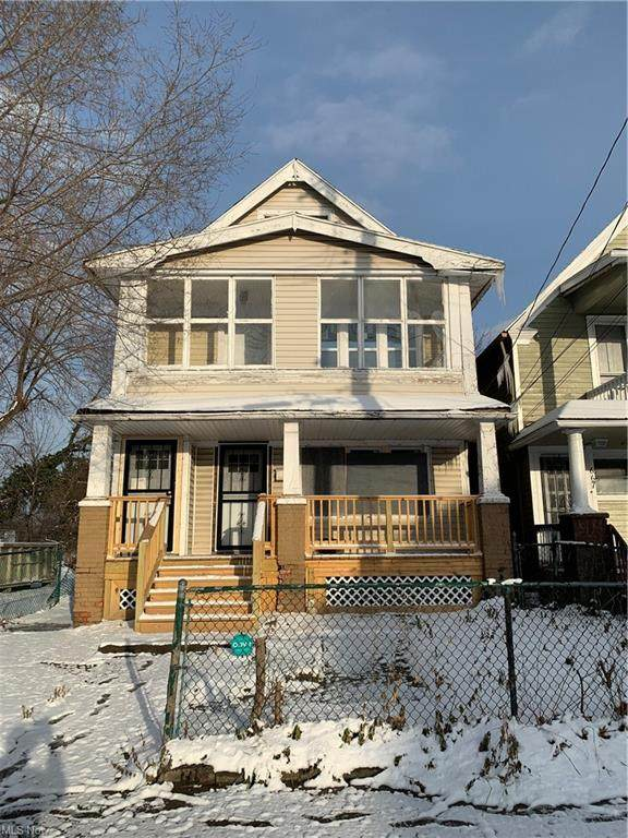 663 E 94th Street, Cleveland, OH 44108 (MLS #4251342) :: Krch Realty