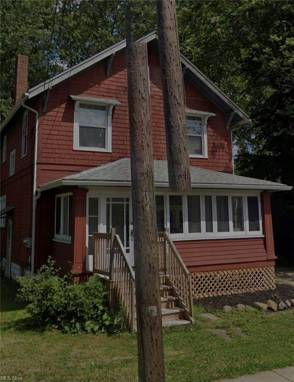 451 High Street, Wadsworth, OH 44281 (MLS #4251363) :: The Art of Real Estate