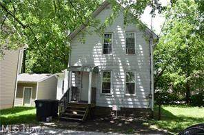 484 Spicer Street, Akron, OH 44311 (MLS #4251536) :: The Holden Agency