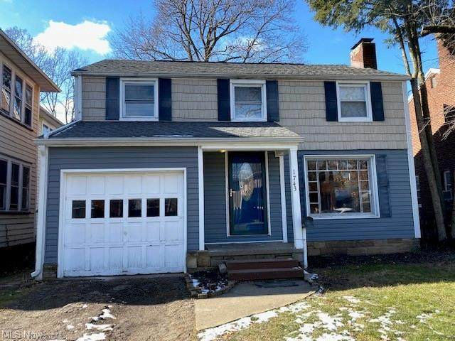 1743 Harvard Avenue NW, Canton, OH 44703 (MLS #4251622) :: The Holden Agency