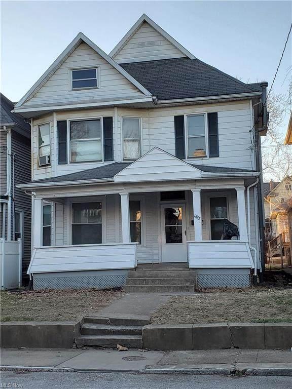 1815 Spring Street, Parkersburg, WV 26101 (MLS #4251641) :: RE/MAX Trends Realty