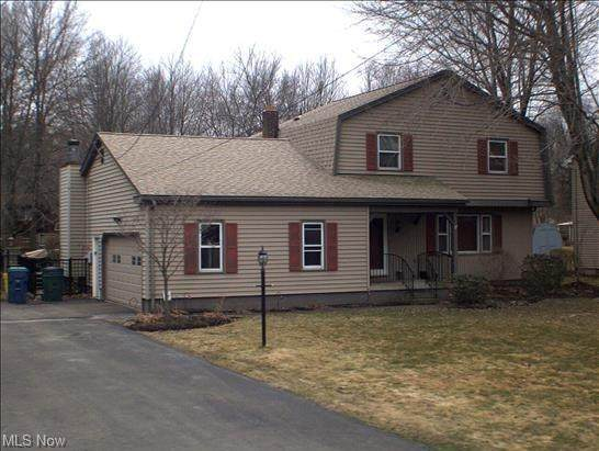 409 Ravine Drive, Youngstown, OH 44505 (MLS #4251740) :: RE/MAX Trends Realty