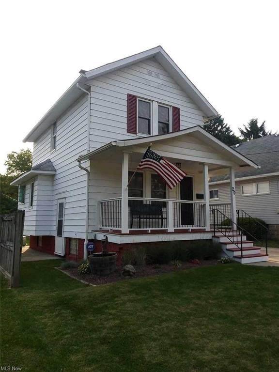 20 Oakwood Avenue, Bedford, OH 44146 (MLS #4252443) :: Keller Williams Legacy Group Realty