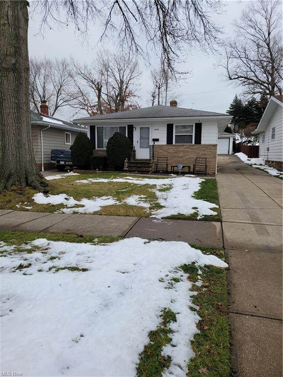 5545 Andover Boulevard, Garfield Heights, OH 44125 (MLS #4252711) :: RE/MAX Trends Realty