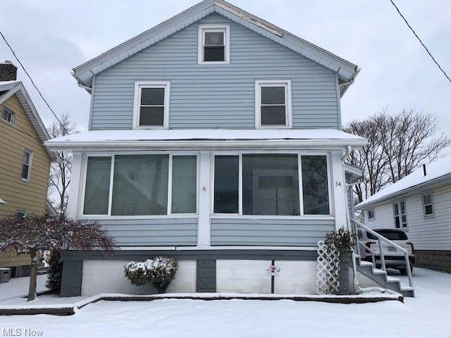34 Townsend Avenue, Girard, OH 44420 (MLS #4252990) :: RE/MAX Trends Realty