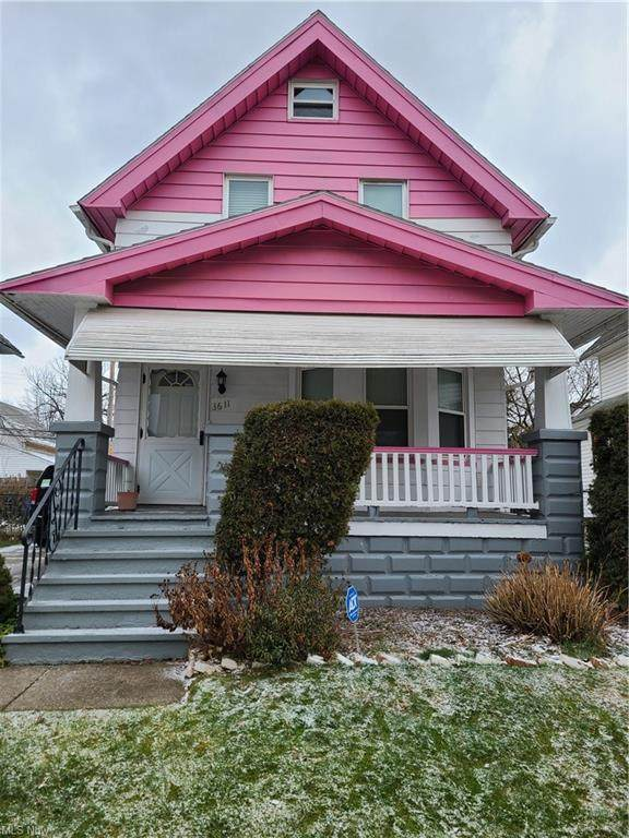 3611 E 104th Street, Cleveland, OH 44105 (MLS #4253323) :: Select Properties Realty