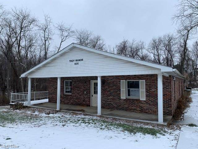 605 Troy Drive, Steubenville, OH 43952 (MLS #4253432) :: Select Properties Realty