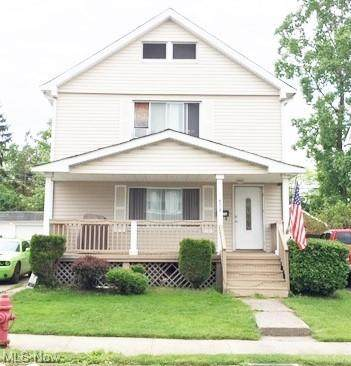 8310 Vista Avenue, Garfield Heights, OH 44125 (MLS #4253596) :: RE/MAX Trends Realty