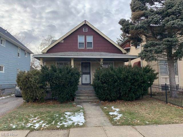 4082 E 142nd Street, Cleveland, OH 44128 (MLS #4253770) :: RE/MAX Edge Realty